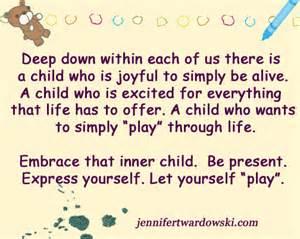 inner child message