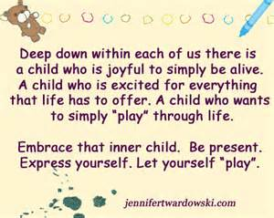 inner child message